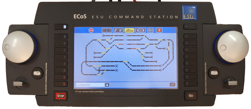 ESU Command Station