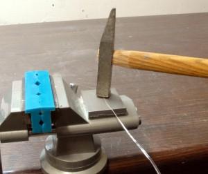 Plattieren der 0,4 mm Silberdrahtes