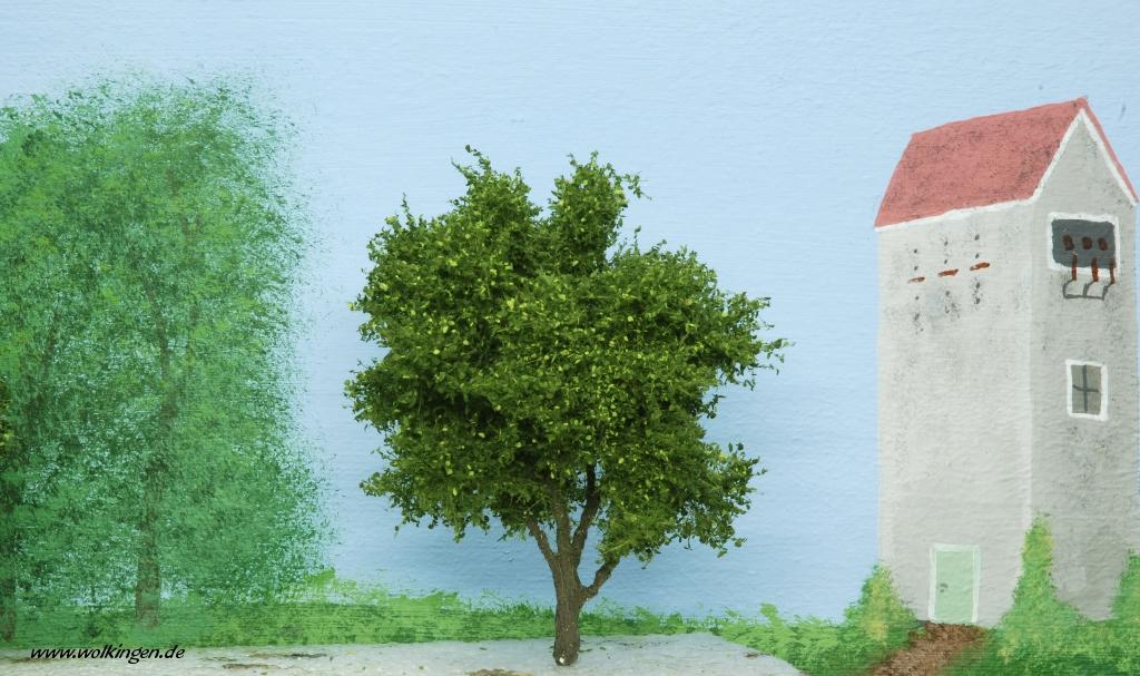 fertiger Baum