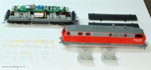 BR 225 zerlegt