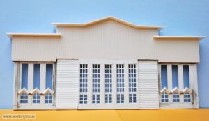 Fassade - Stand 19. März 2016