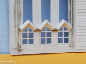 Seitenteil - Fenstergiebel