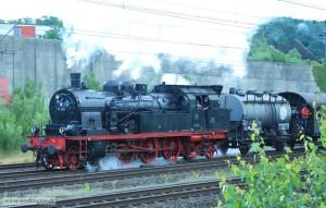 BR78 468 in Pinneberg am 18. Juni 2016