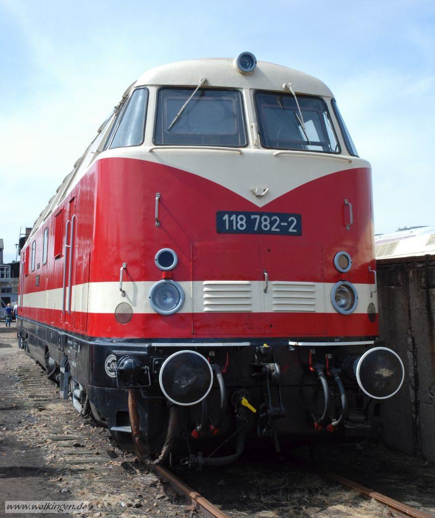 Diesellok 118 782-2