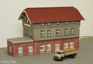 Verwaltungsgebäude Holzhandel