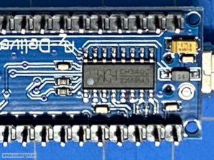 CH340G Chip