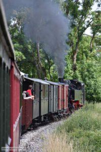 Öchsle Bahn - unterwegs